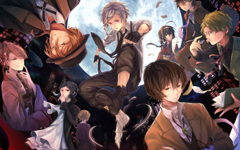 270 Bungou Stray Dogs Hd Wallpapers Background Images Wallpaper