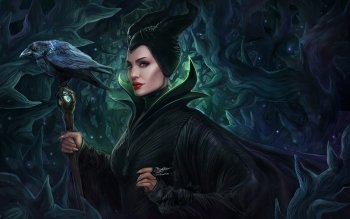 55 Maleficent HD Wallpapers Backgrounds Wallpaper Abyss
