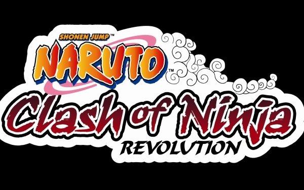 Video Game Naruto: Clash of Ninja Revolution HD Wallpaper   Background Image