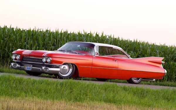 Vehicles Cadillac Eldorado Cadillac 1959 Cadillac Eldorado Luxury Car Lowrider HD Wallpaper | Background Image