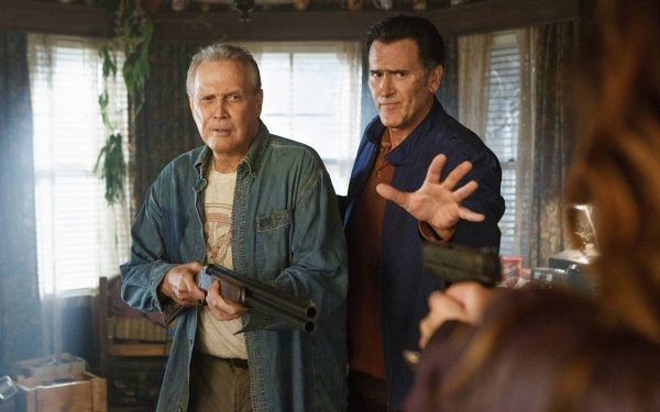 TV Show Ash vs Evil Dead Bruce Campbell HD Wallpaper | Background Image