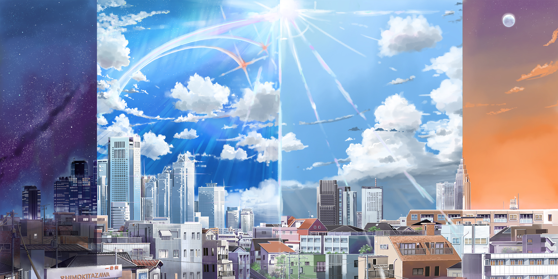 Hd wallpaper kimi no na wa - Kimi No Na Wa Mitsuha Miyamizu Hd Wallpaper Background Id 744516