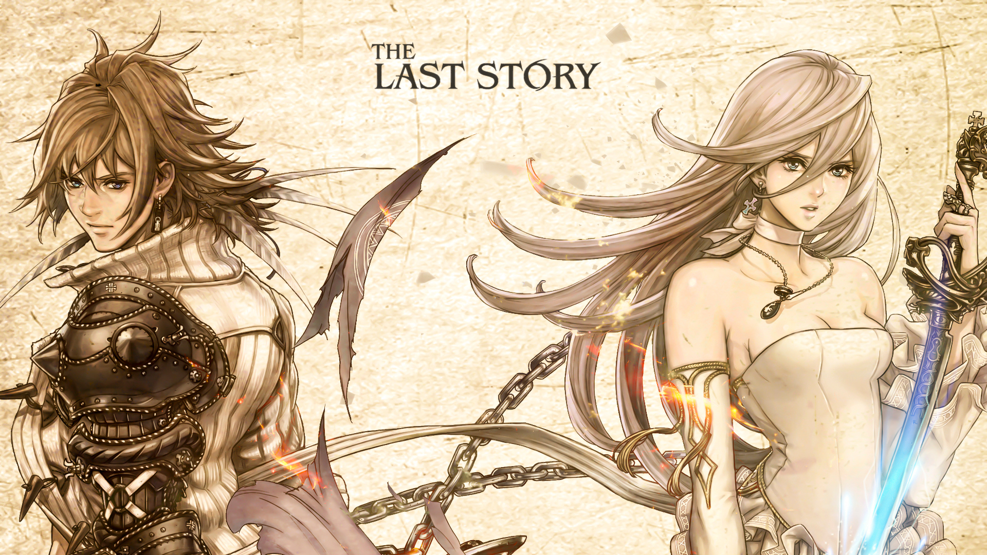 The last story hd wallpaper background image 1920x1080 id 744745 wallpaper abyss - The last story hd ...