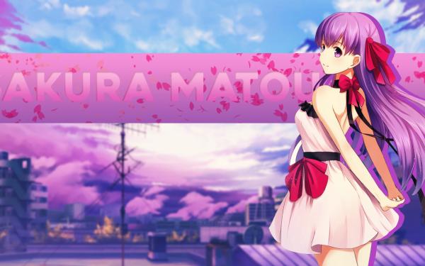 Anime Fate/Stay Night Fate Series Sakura Matou HD Wallpaper | Background Image