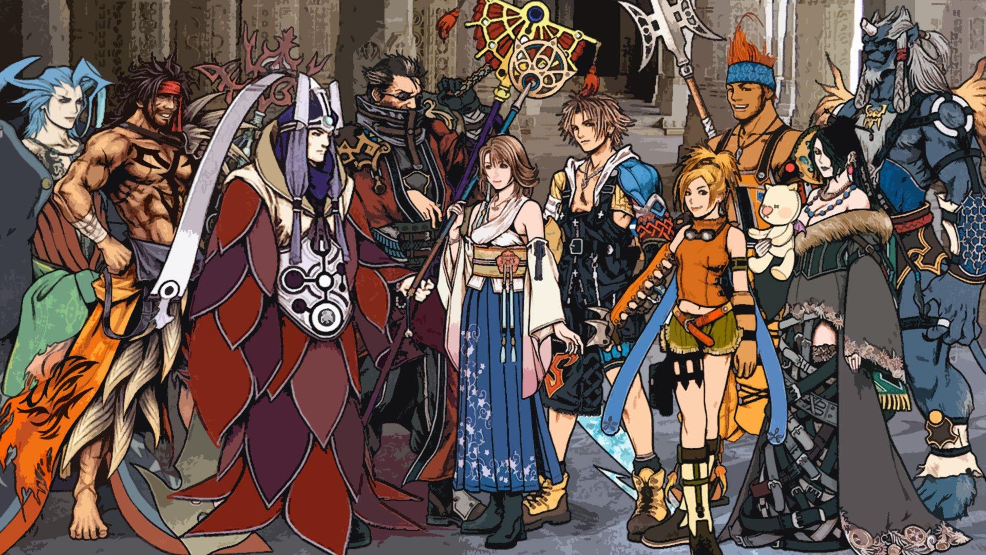 Final fantasy x hd wallpaper background image - Final fantasy 10 wallpaper 1920x1080 ...