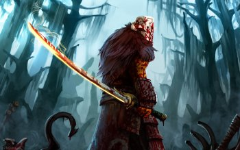 DotA 2 Juggernaut HD Wallpaper