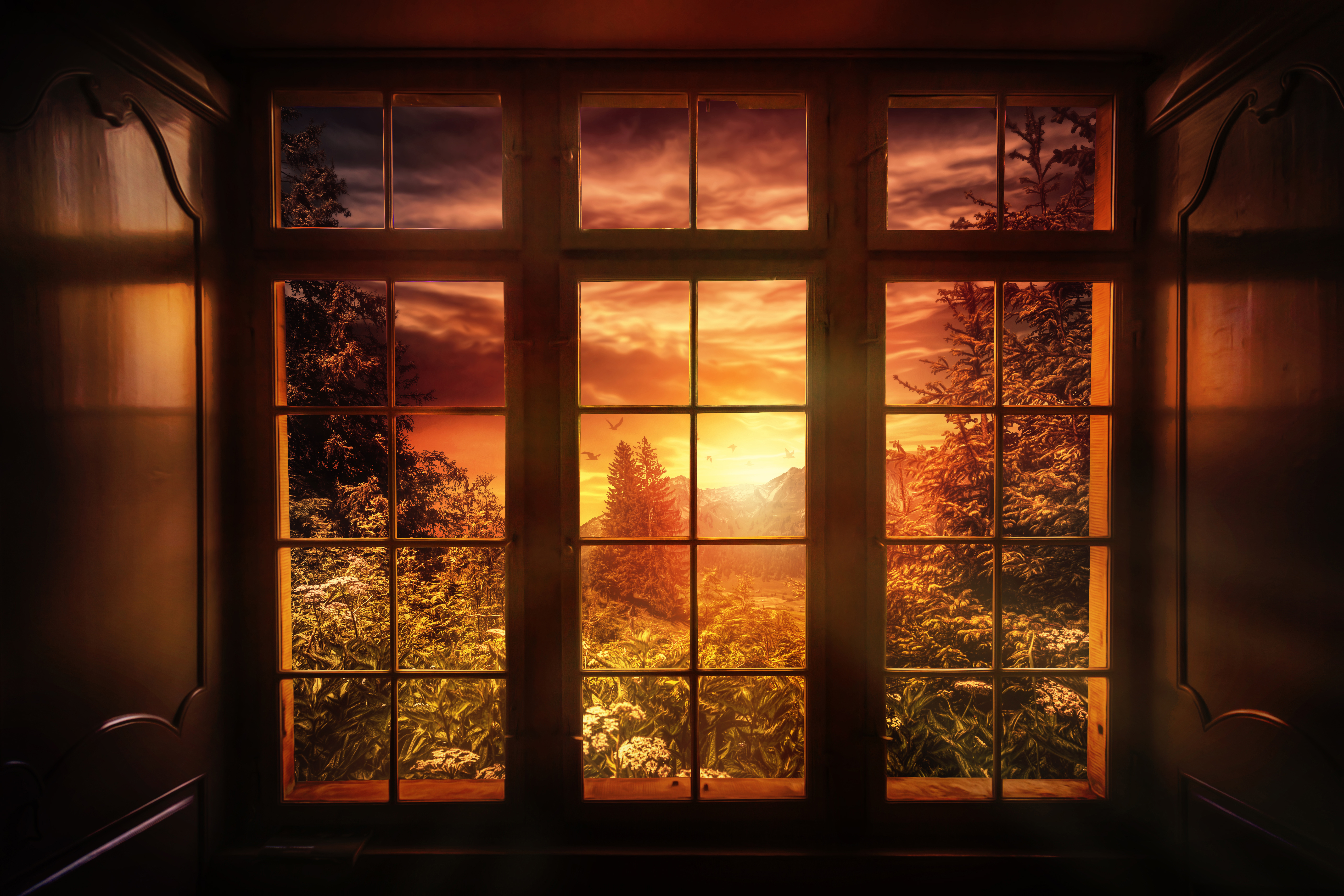 Window 5k retina ultra hd wallpaper and background image for Fenster 400x400