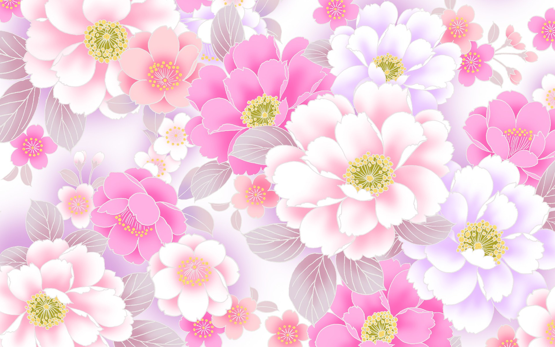 flower art full hd wallpaper and background image | 1920x1200 | id