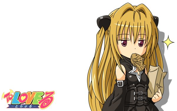 Anime To Love-Ru Golden Darkness HD Wallpaper | Background Image