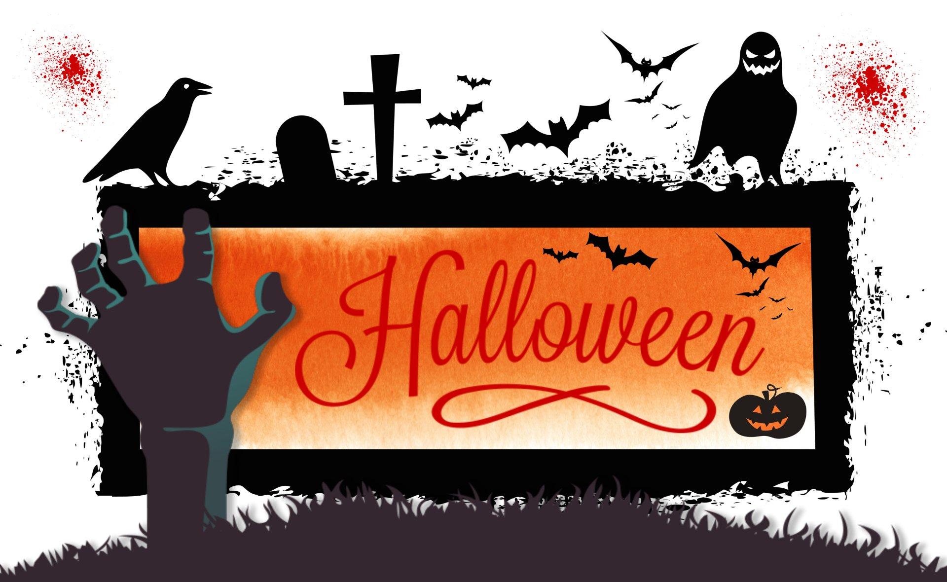 Holiday - Halloween  Holiday Dark Wallpaper