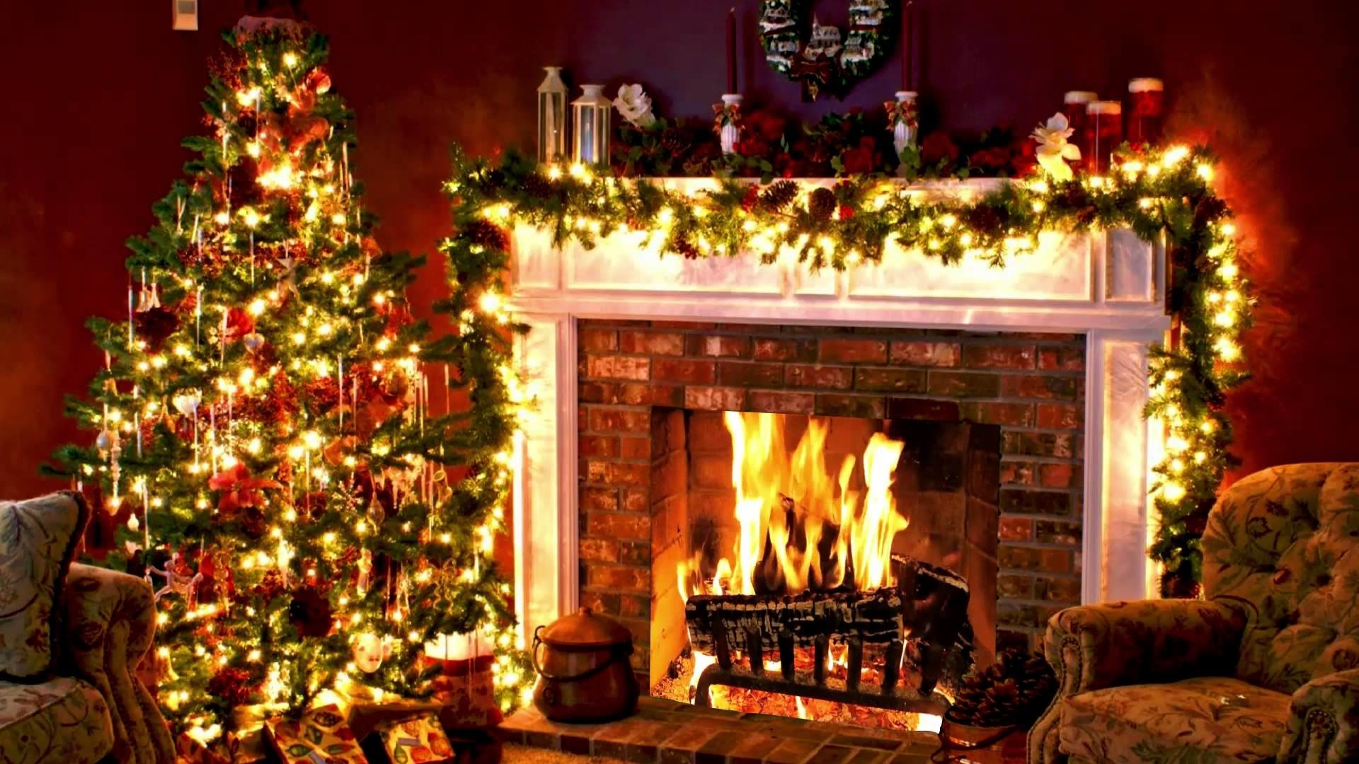 Home for Christmas HD Wallpaper   Background Image ...