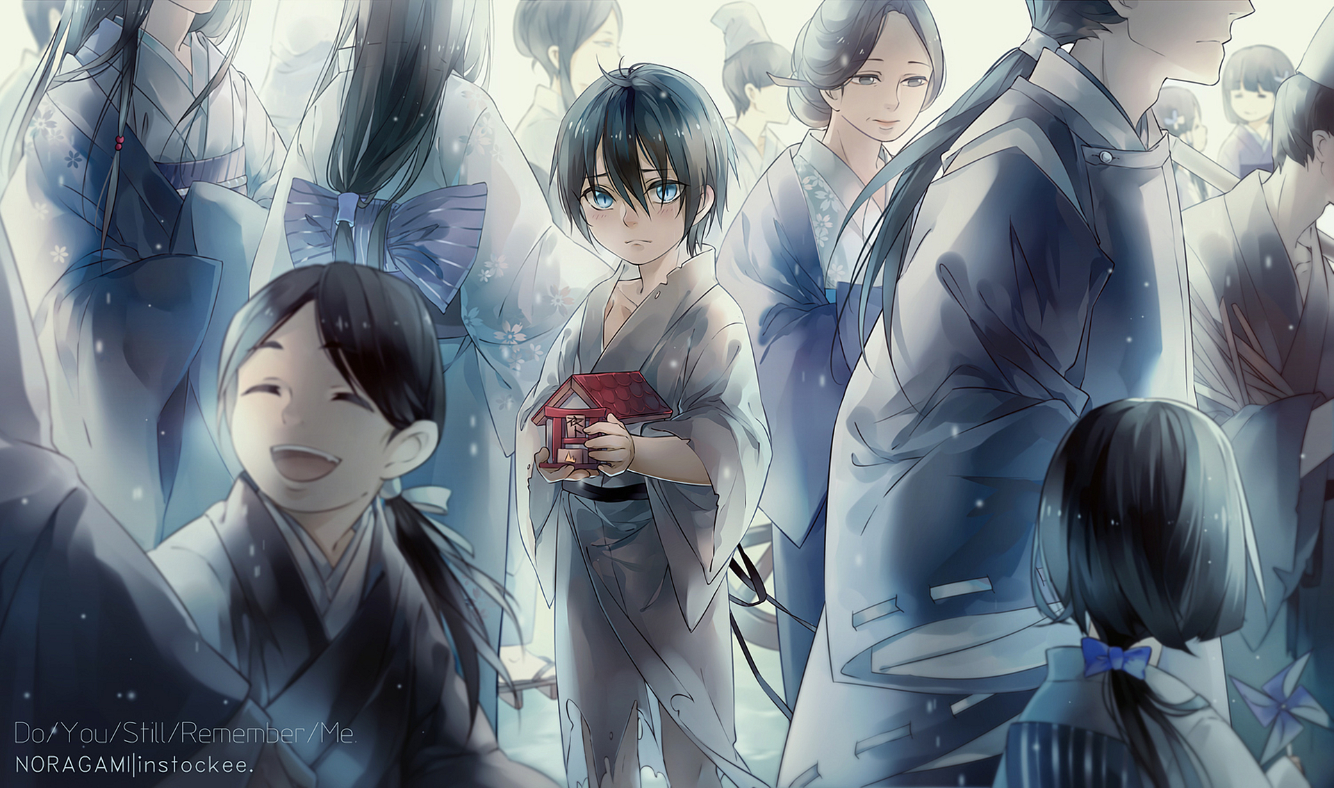 imagen noragami wallpaper by - photo #19