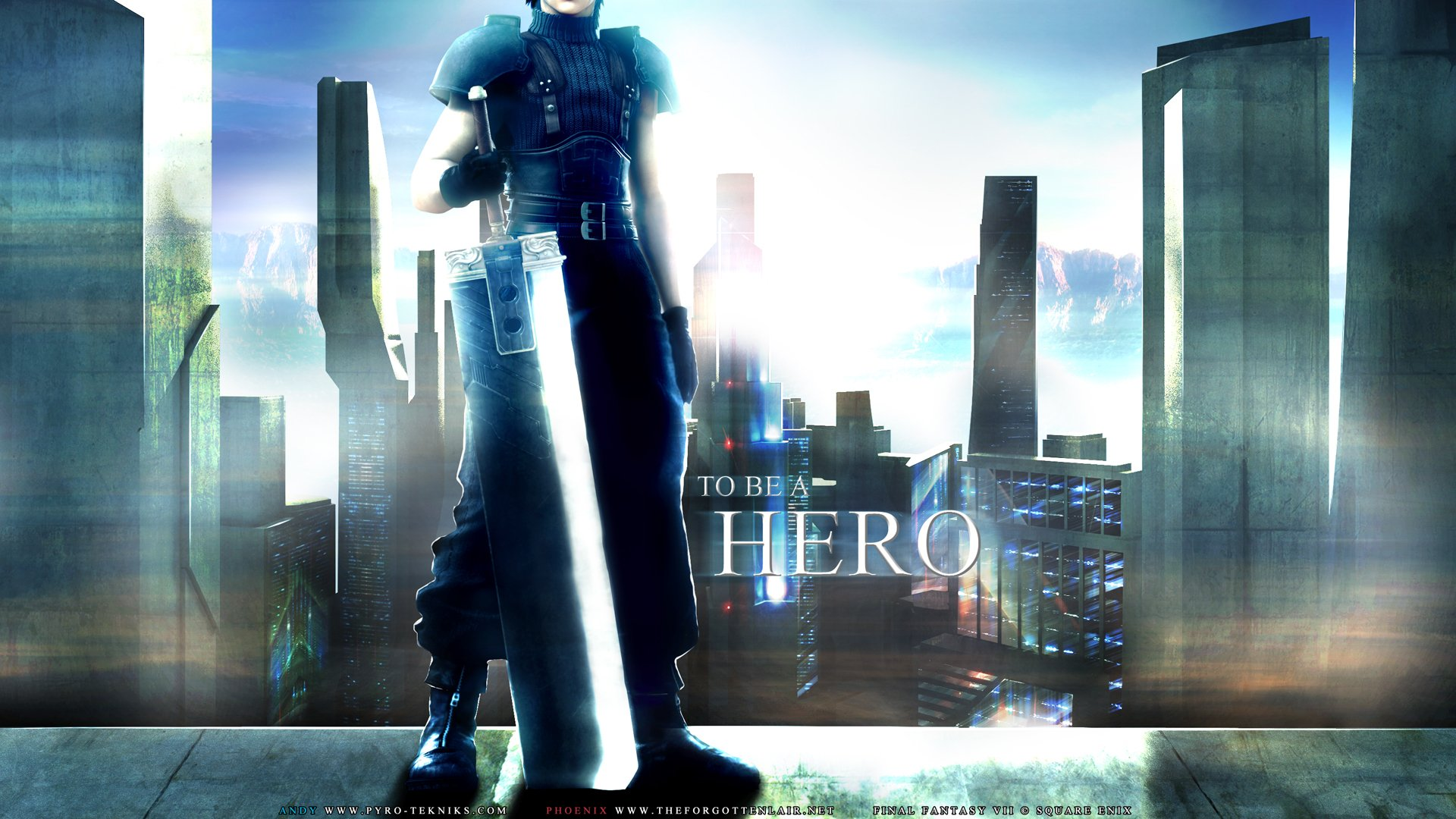 21 Crisis Core Final Fantasy Vii Hd Wallpapers Background