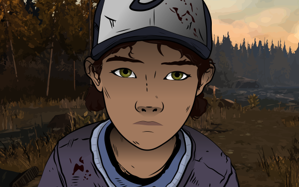 Video Game The Walking Dead: Season 2 Clementine HD Wallpaper   Background Image