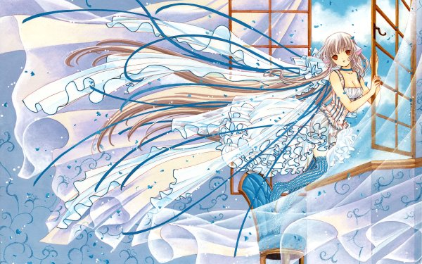 Anime Chobits Chi HD Wallpaper | Background Image