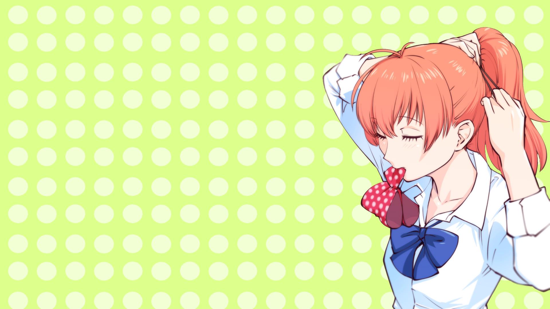 Monthly Girls Nozaki Kun Hd Wallpaper Background Image