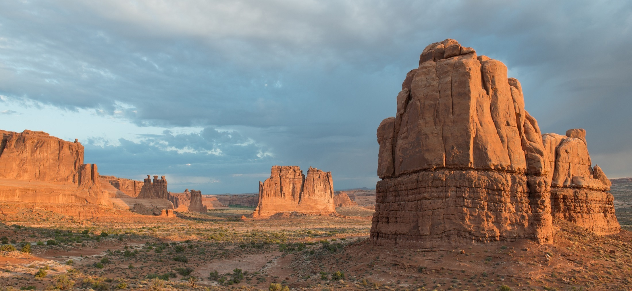 arches national park, utah, usa wallpaper and background image