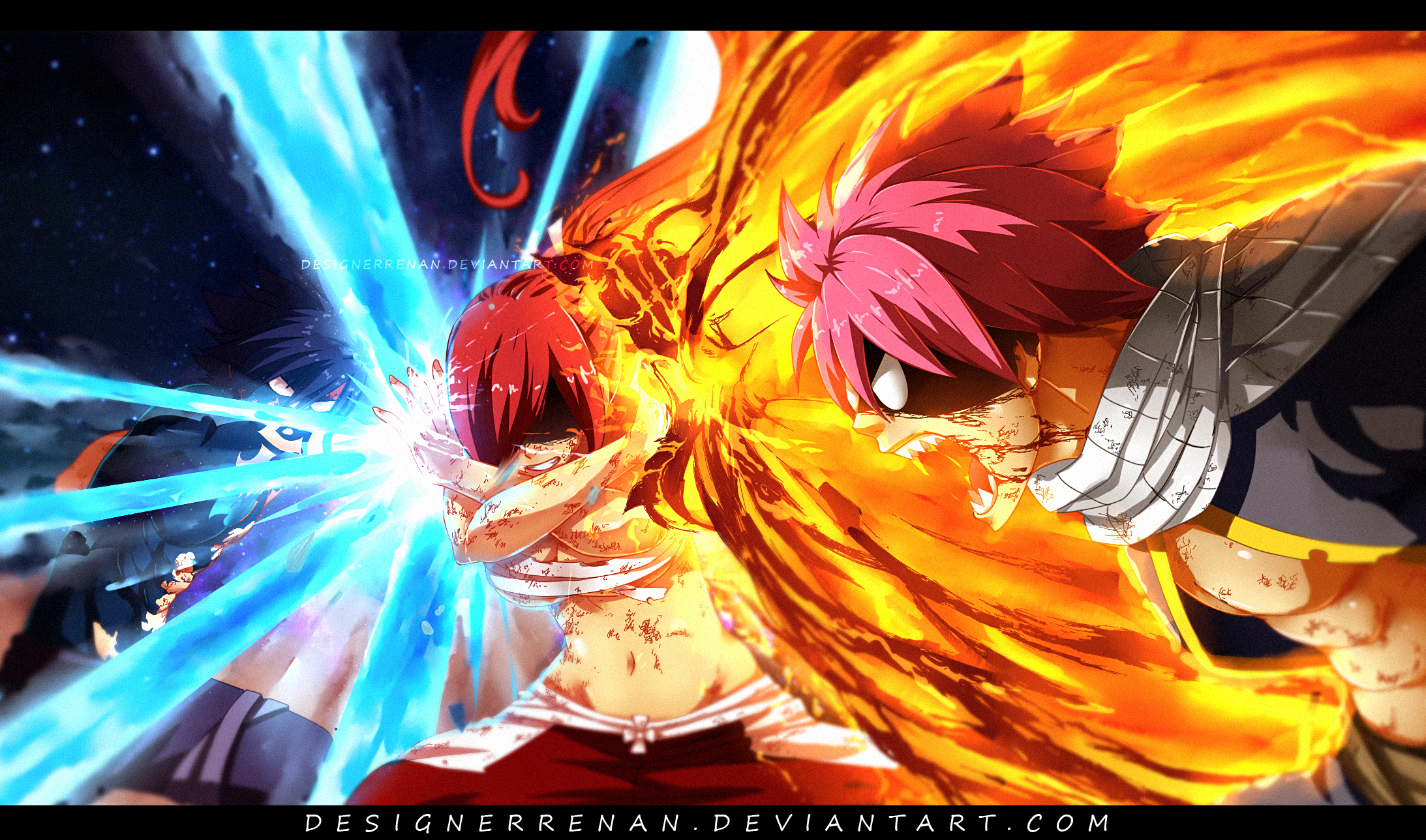Fairy Tail Full HD Wallpaper And Background Image