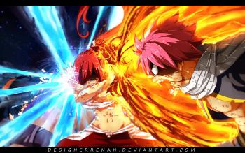 Natsu Dragneel - FAIRY TAIL - Wallpaper #587203 - Zerochan Anime ...