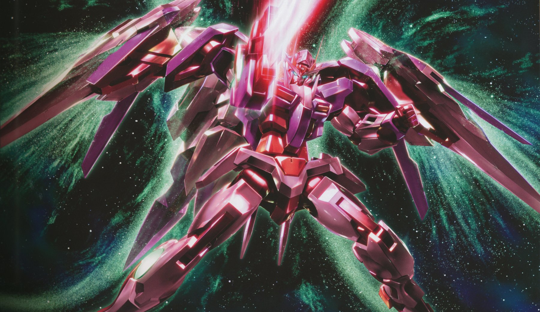 Mobile Suit Gundam 00 Wallpaper And Background Image 1800x1042