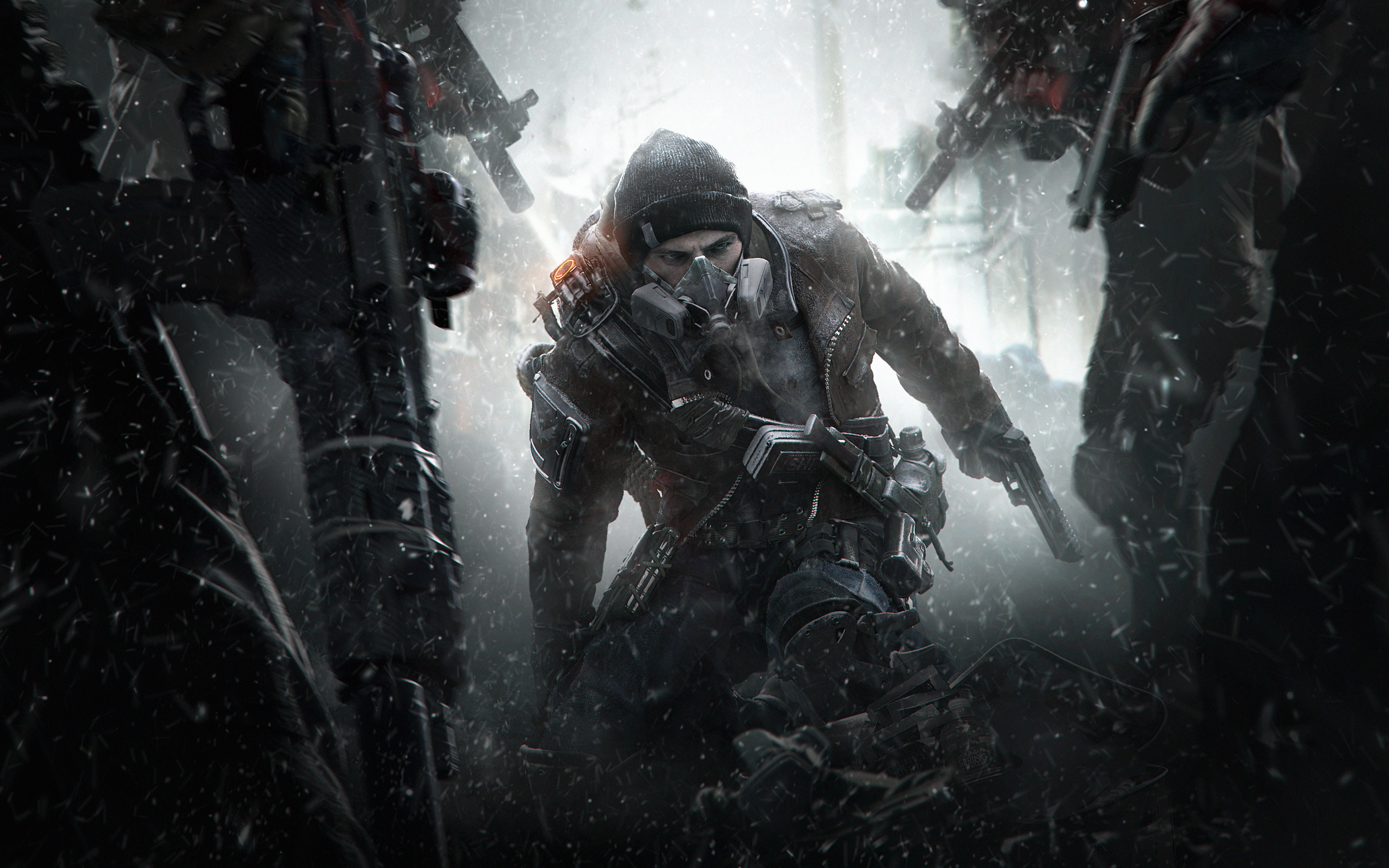 Tom Clancy's The Division 4k Ultra HD Wallpaper | Background Image | 4000x2500 | ID:769893 - Wallpaper Abyss