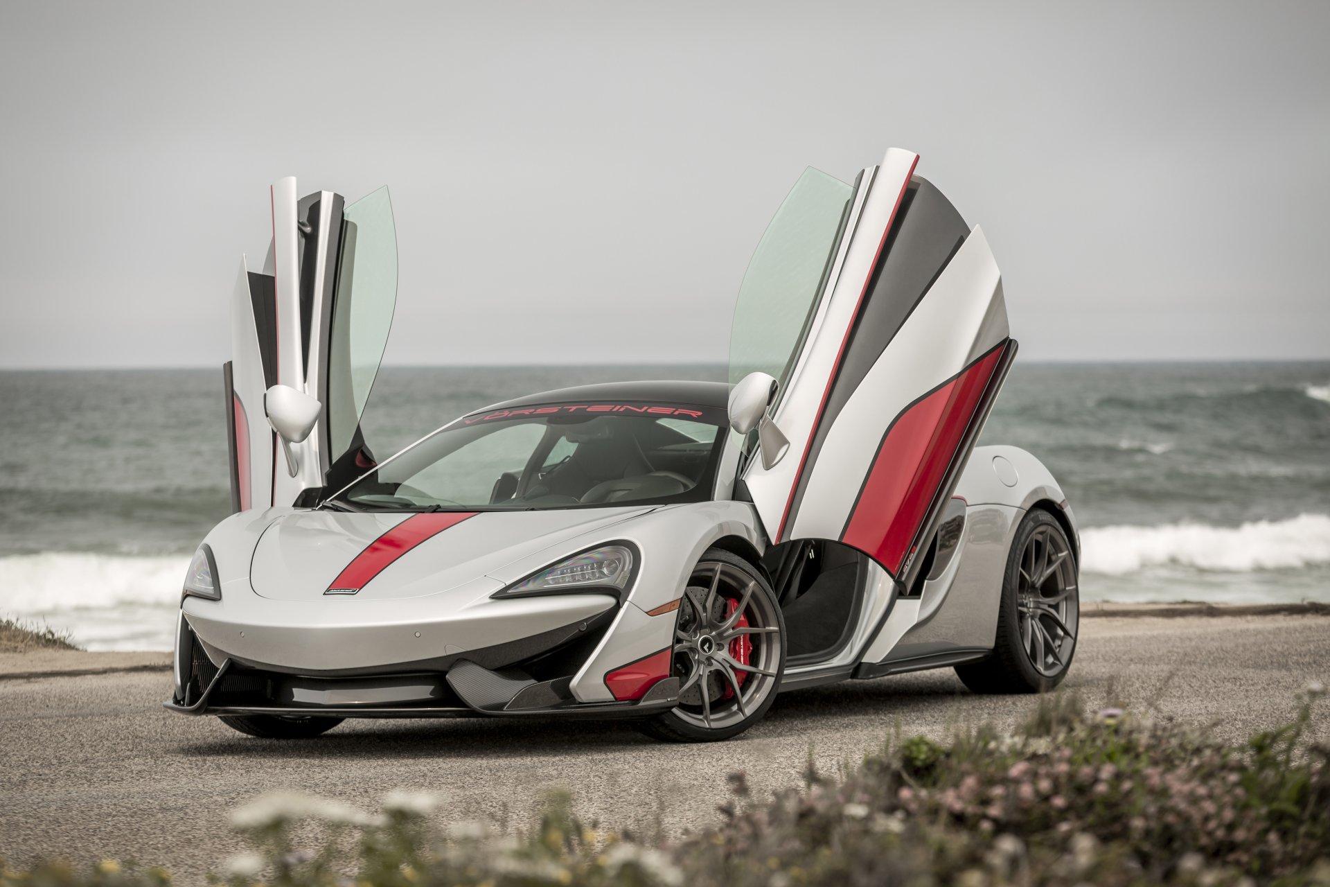 Vehicles - McLaren 570S  Vorsteiner Mclaren 570-VX Supercar Tuning Wallpaper