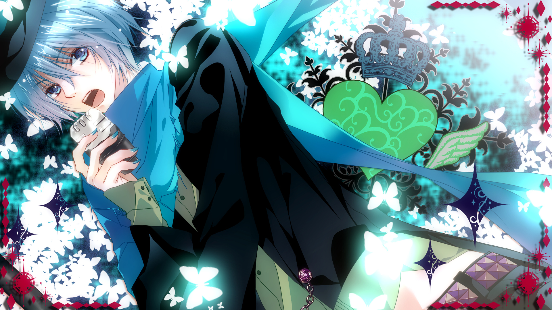 Vocaloid Hd Wallpaper Background Image 1920x1080 Id 770201