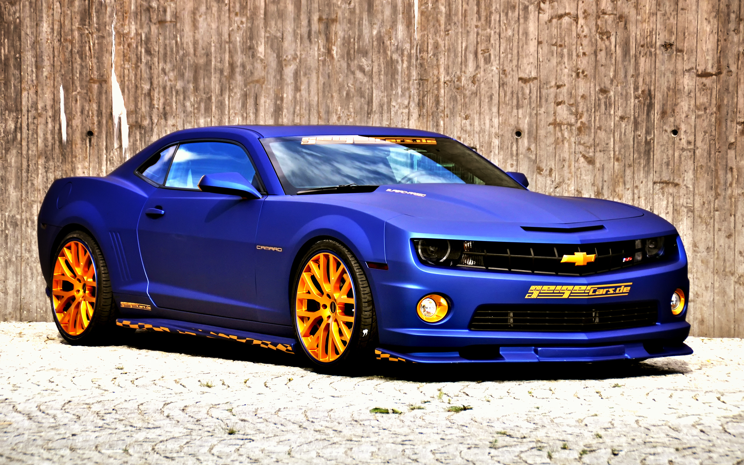 Chevrolet Camaro HD Wallpaper | Background Image | 2560x1600 | ID:770963 - Wallpaper Abyss