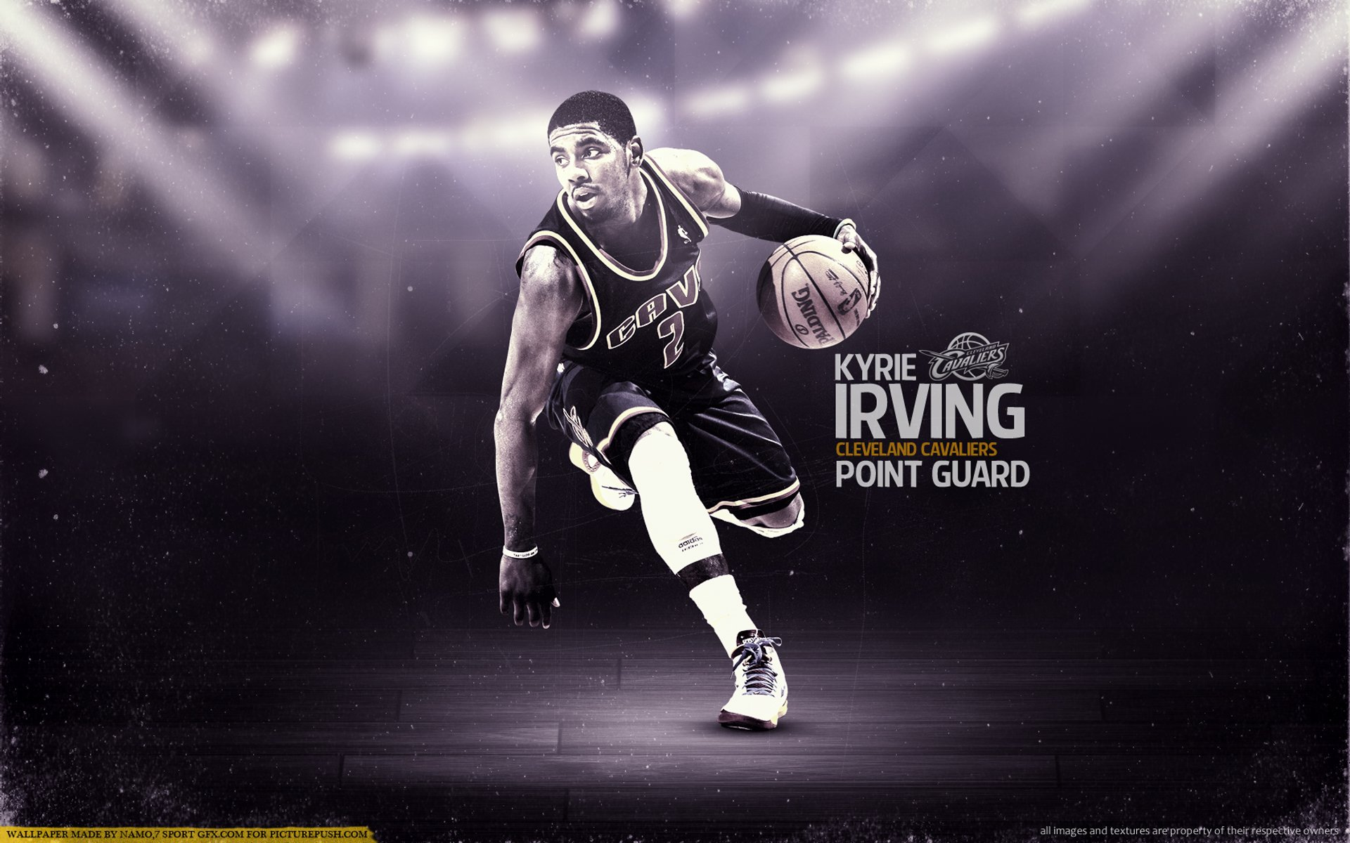 15 Kyrie Irving HD Wallpapers