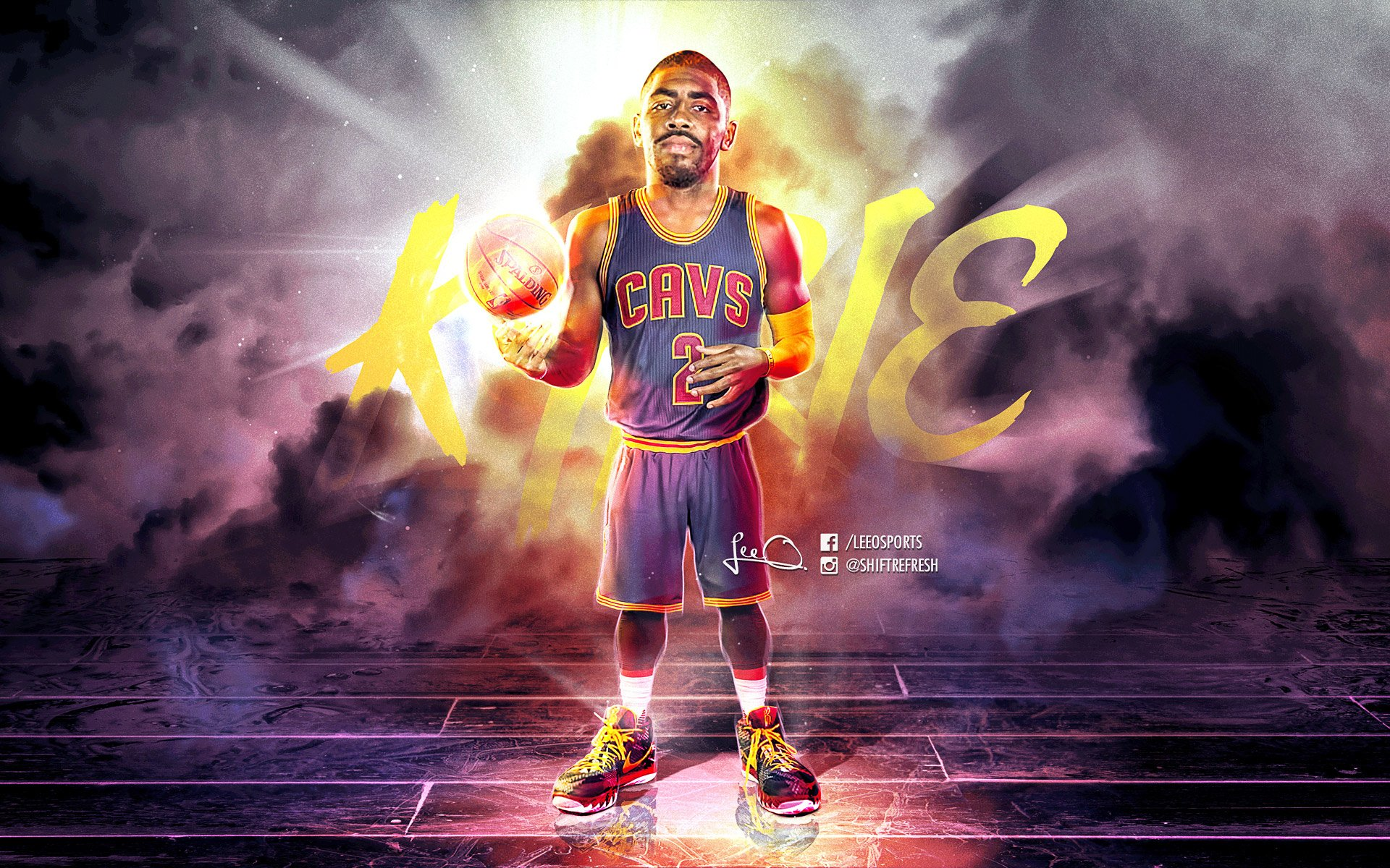 25 Kyrie Irving HD Wallpapers