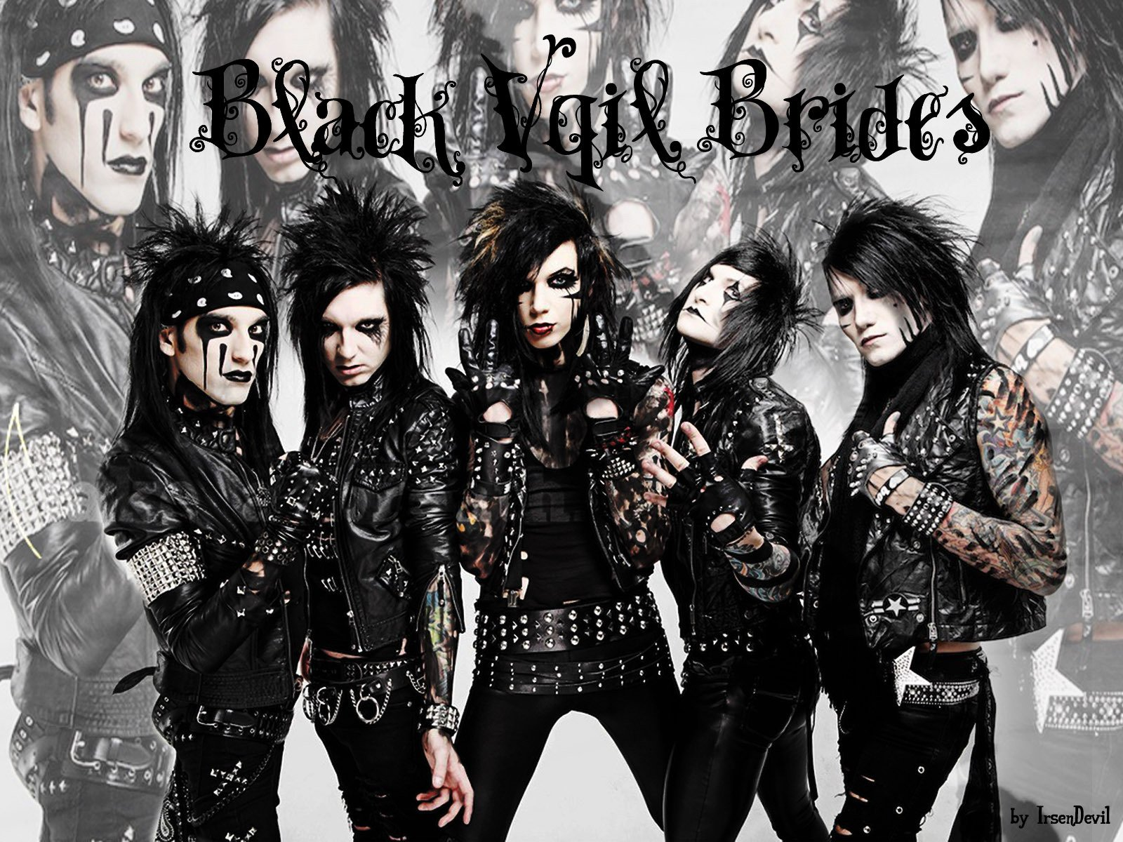 Black Veil Brides Fondo De Pantalla And Fondo De Escritorio