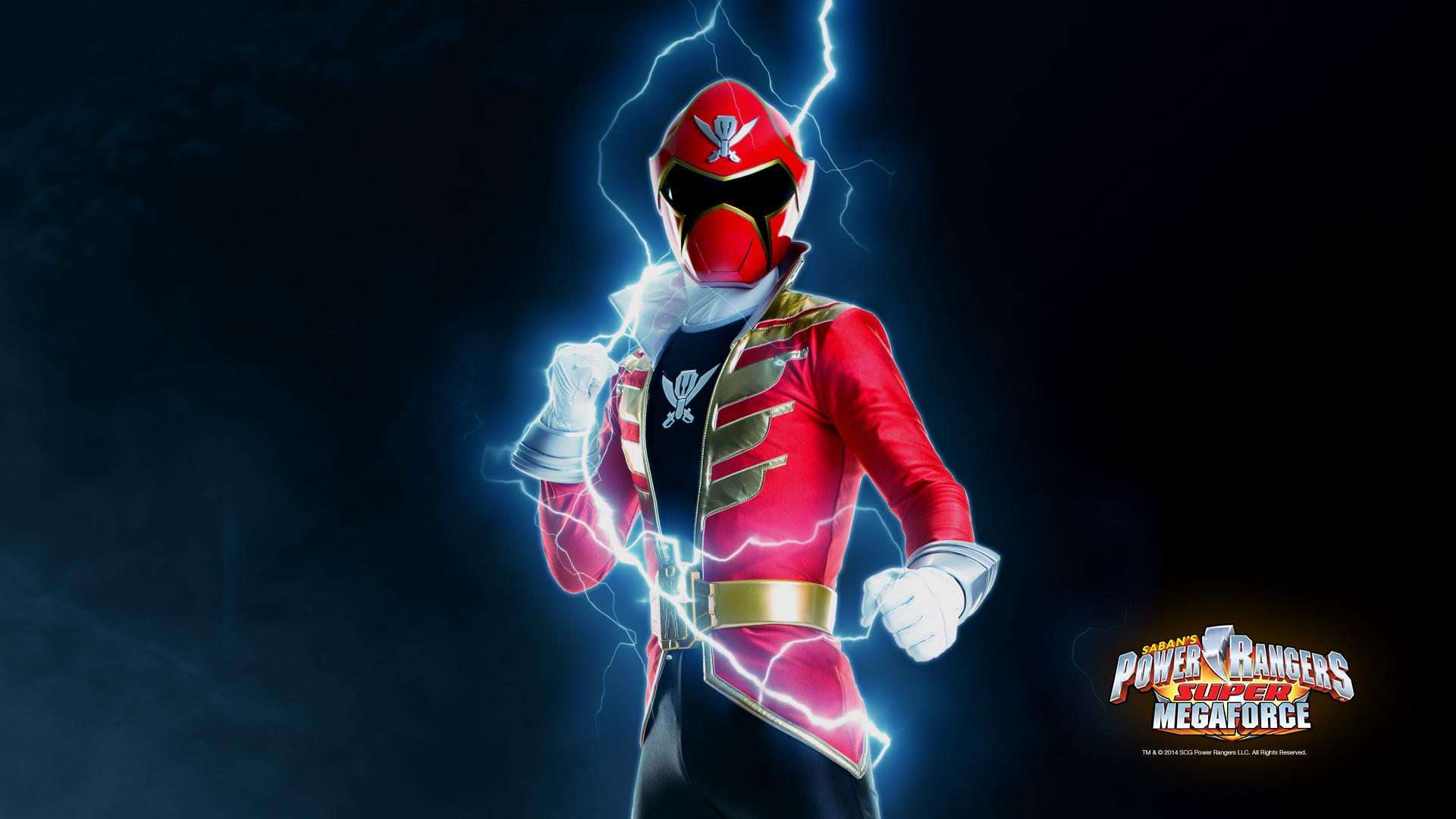 Power Rangers Super Megaforce HD Wallpaper
