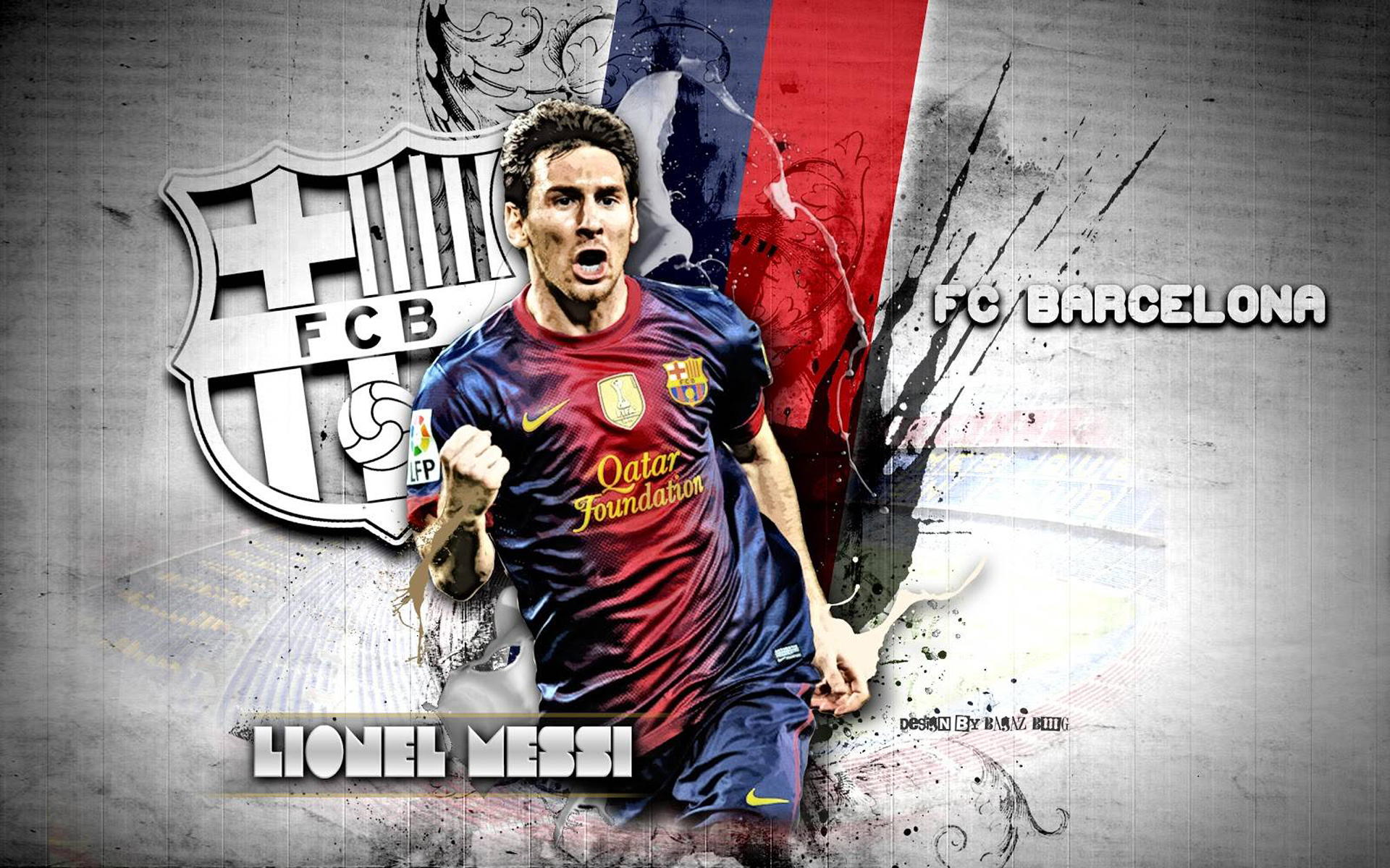 Lionel Messi Full HD Wallpaper And Background Image