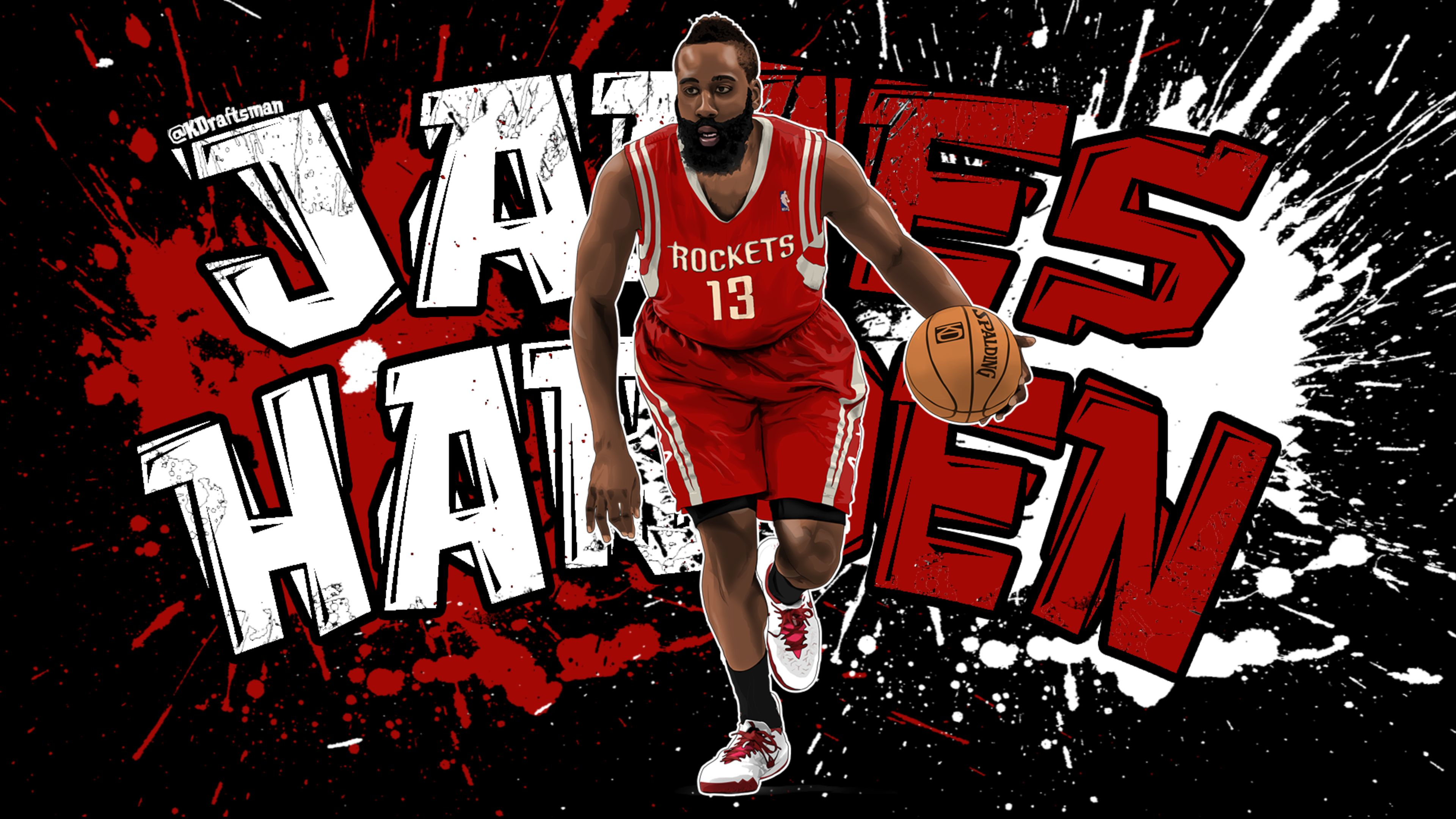 27 James Harden HD Wallpapers