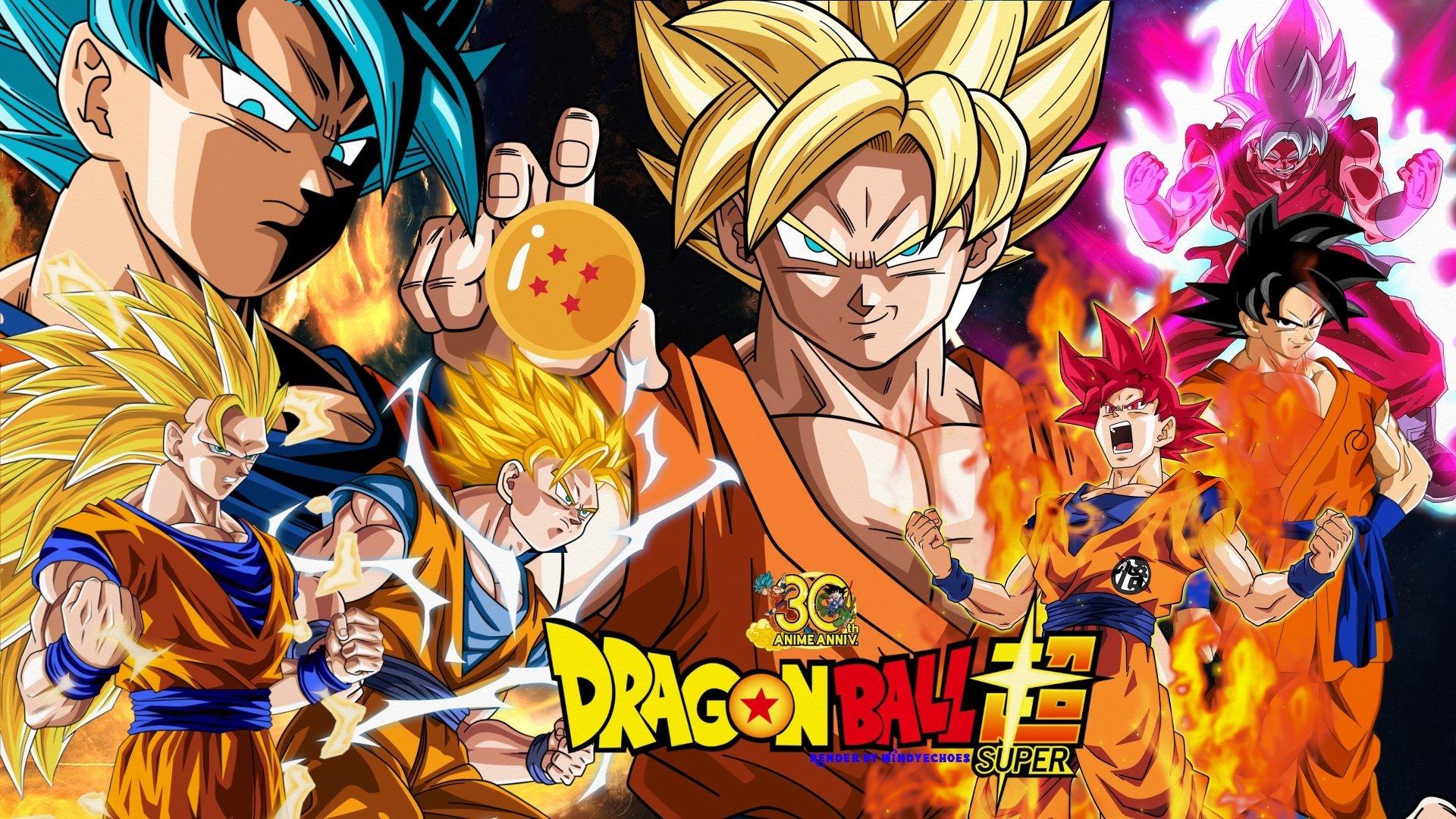 Dragon Ball Super Fondo de pantalla HD | Fondo de Escritorio | 1920x1080 | ID:772376 - Wallpaper ...