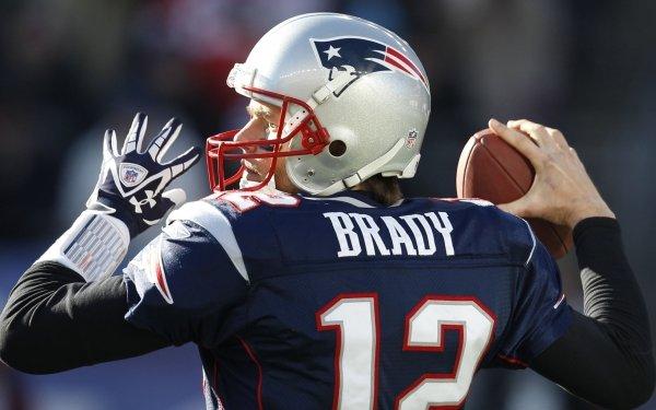 Sports Tom Brady Football HD Wallpaper   Background Image