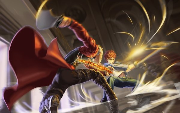 Anime Fate/Stay Night: Unlimited Blade Works Fate Series Shirou Emiya Archer HD Wallpaper | Background Image