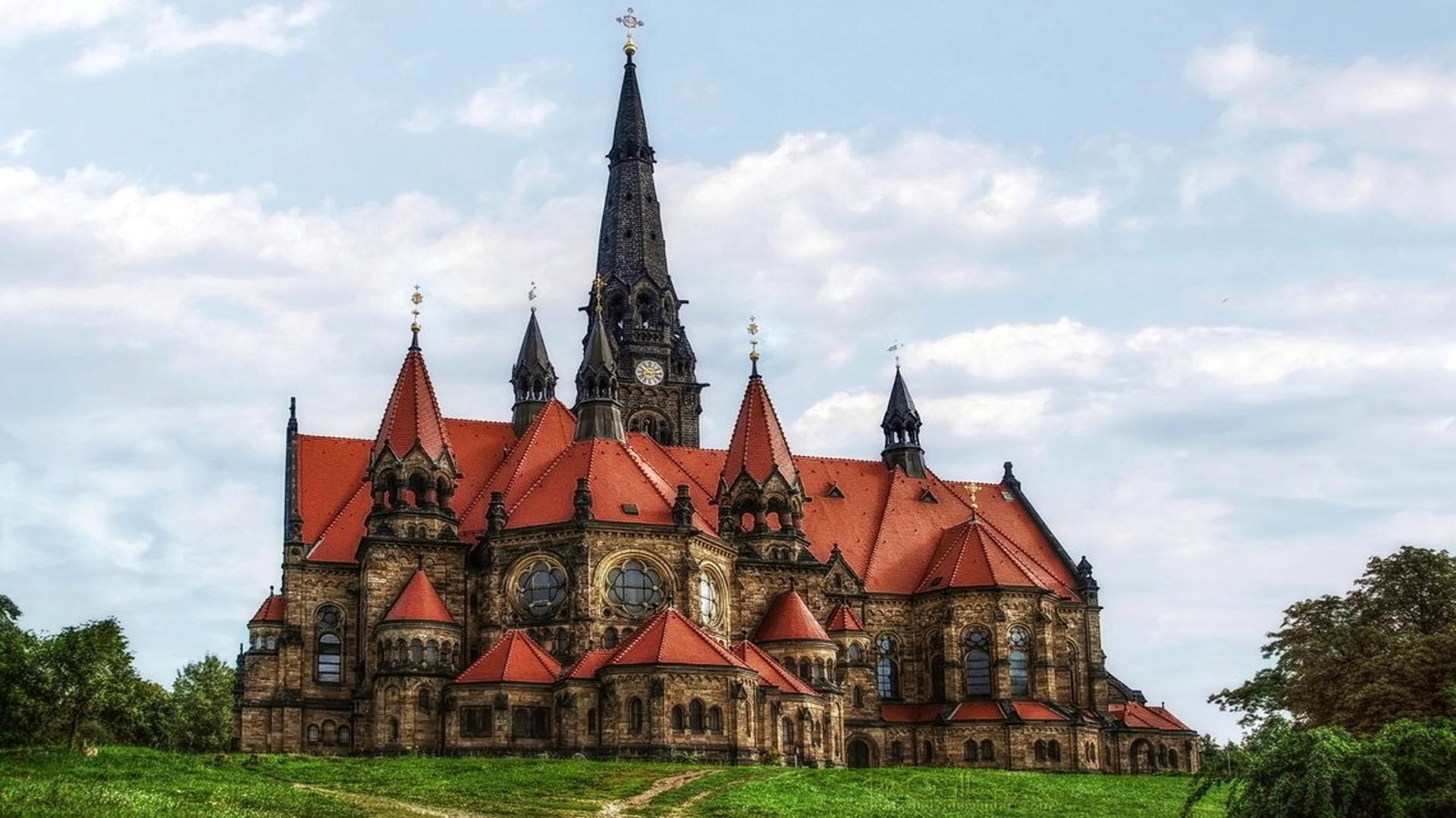 Garnison Church Of St Martin Dresden Fondo De Pantalla Hd