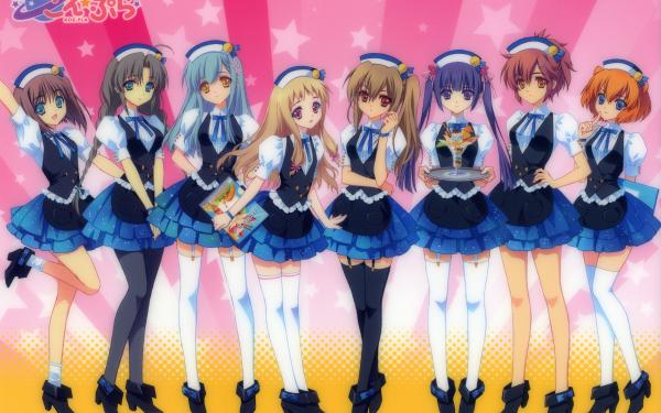 Anime Koe-Pla HD Wallpaper | Background Image