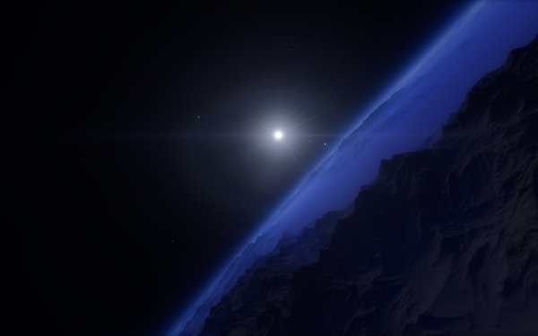 Video Game Space Engine Planet Star HD Wallpaper | Background Image