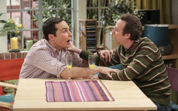 TV Show The Big Bang Theory Jim Parsons Sheldon Cooper Stuart Bloom Kevin Sussman HD Wallpaper | Background Image