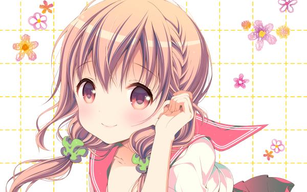 Anime Hinako Note Hinako Sakuragi HD Wallpaper | Background Image