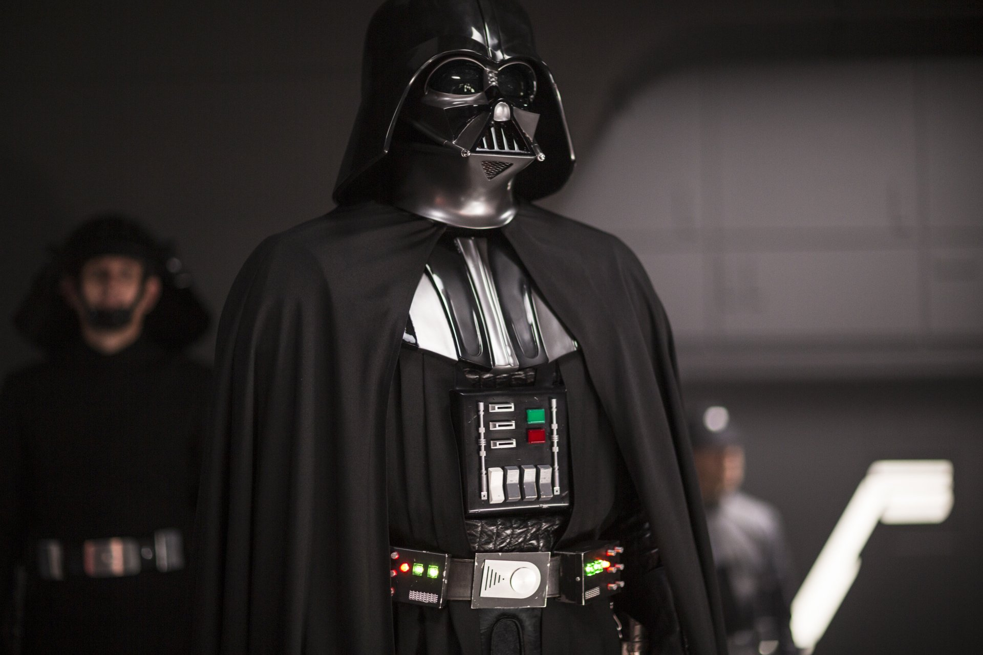 Movie - Rogue One: A Star Wars Story  Darth Vader Wallpaper