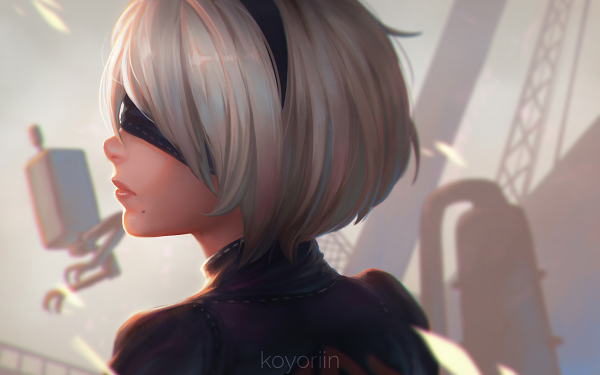 Video Game NieR: Automata HD Wallpaper | Background Image