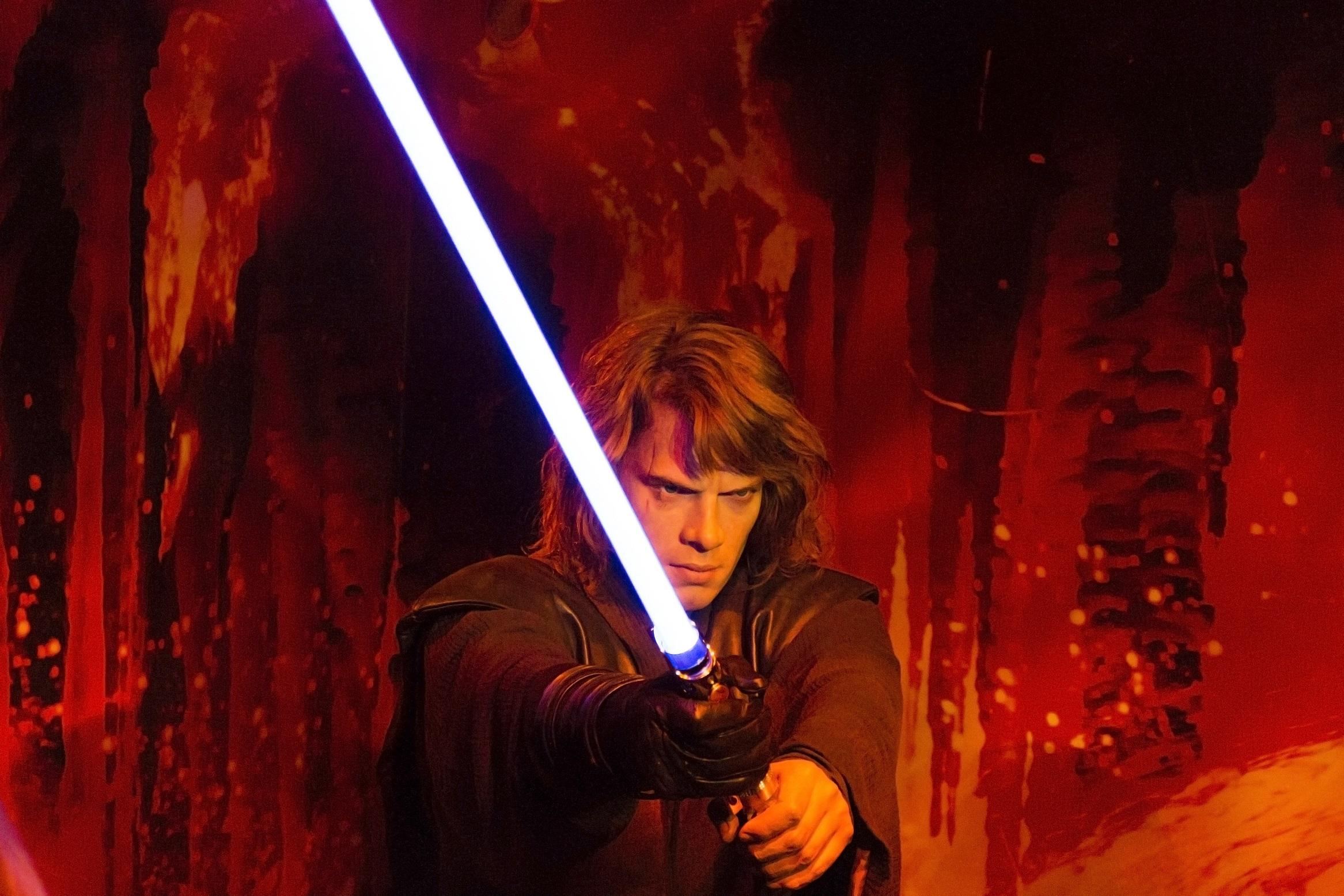 Madame Tussauds London - Anakin Skywalker HD Wallpaper ...