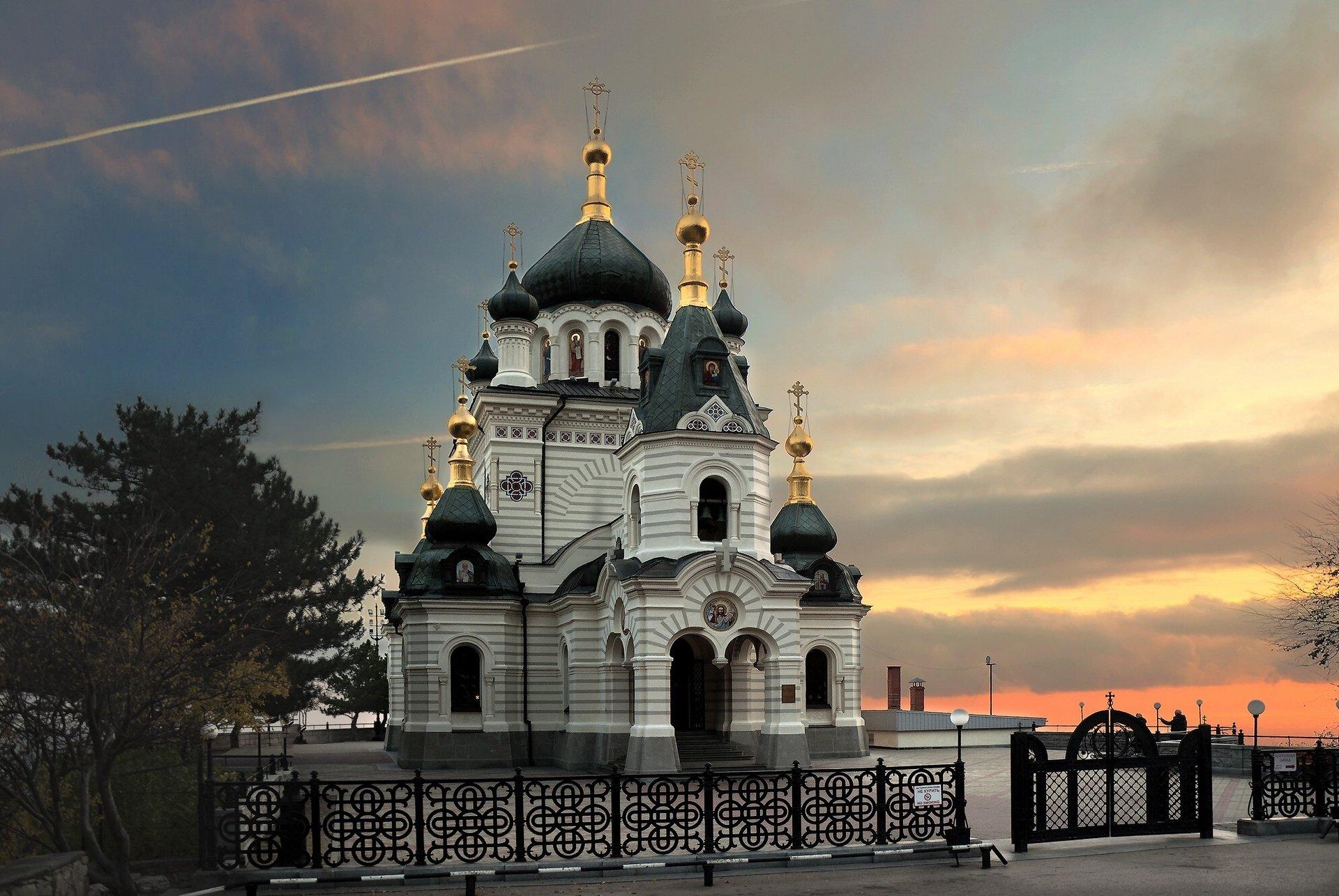Russian Church Fondo De Pantalla Hd Fondo De Escritorio