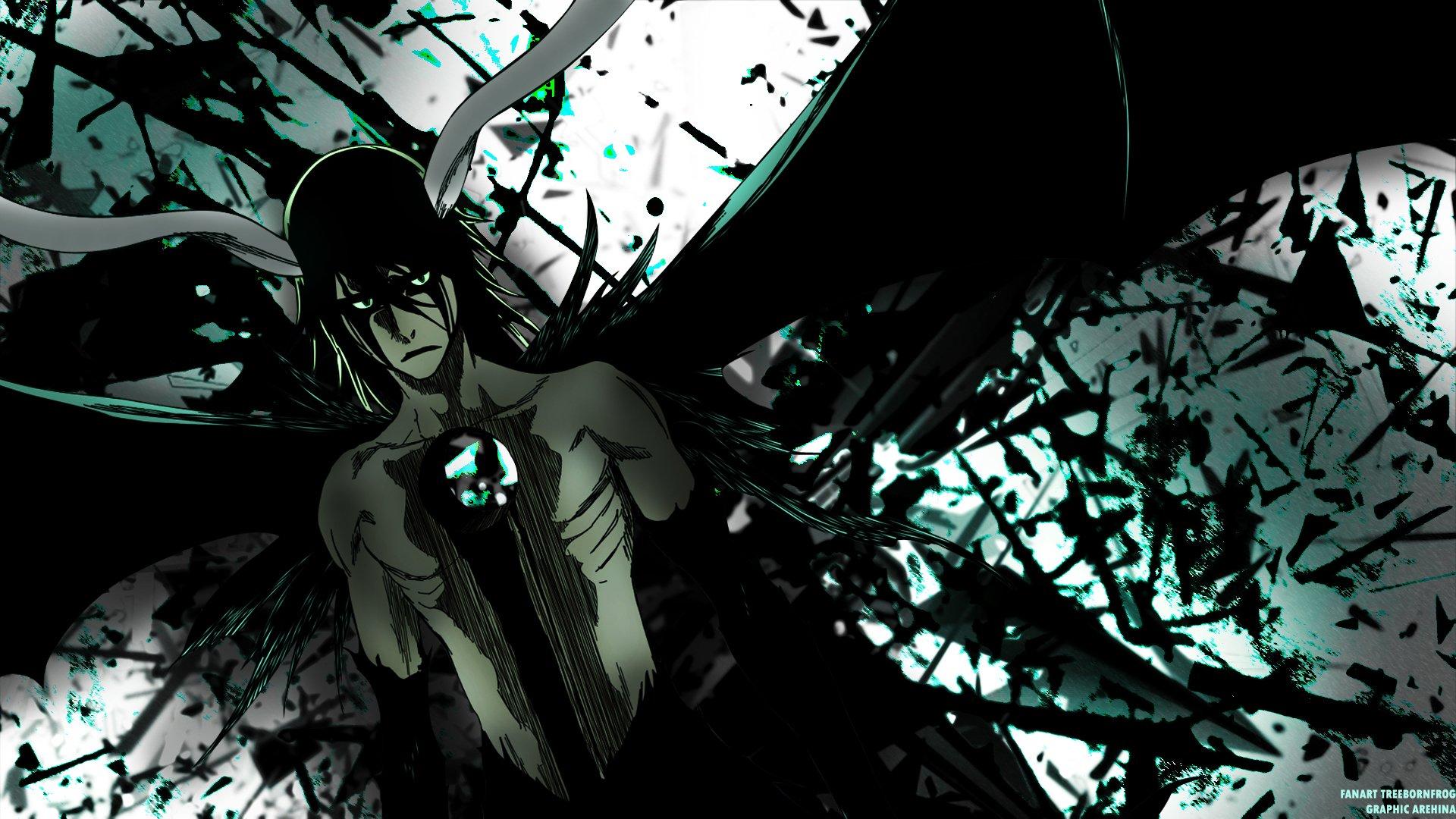 Anime - Bleach  Ulquiorra Cifer Wallpaper