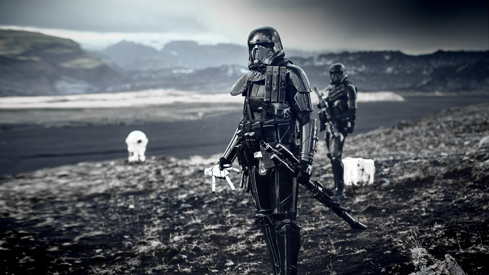 8 Death Trooper Hd Wallpapers Background Images Wallpaper Abyss