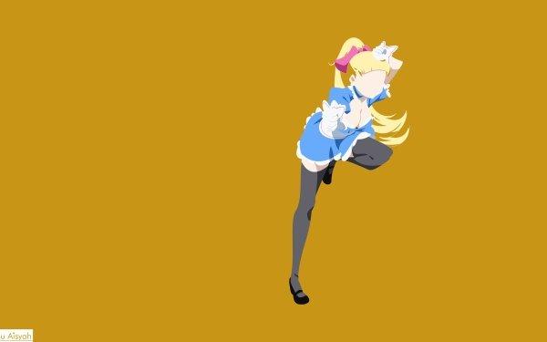 Anime Akiba's Trip Arisa Ahokainen HD Wallpaper | Background Image