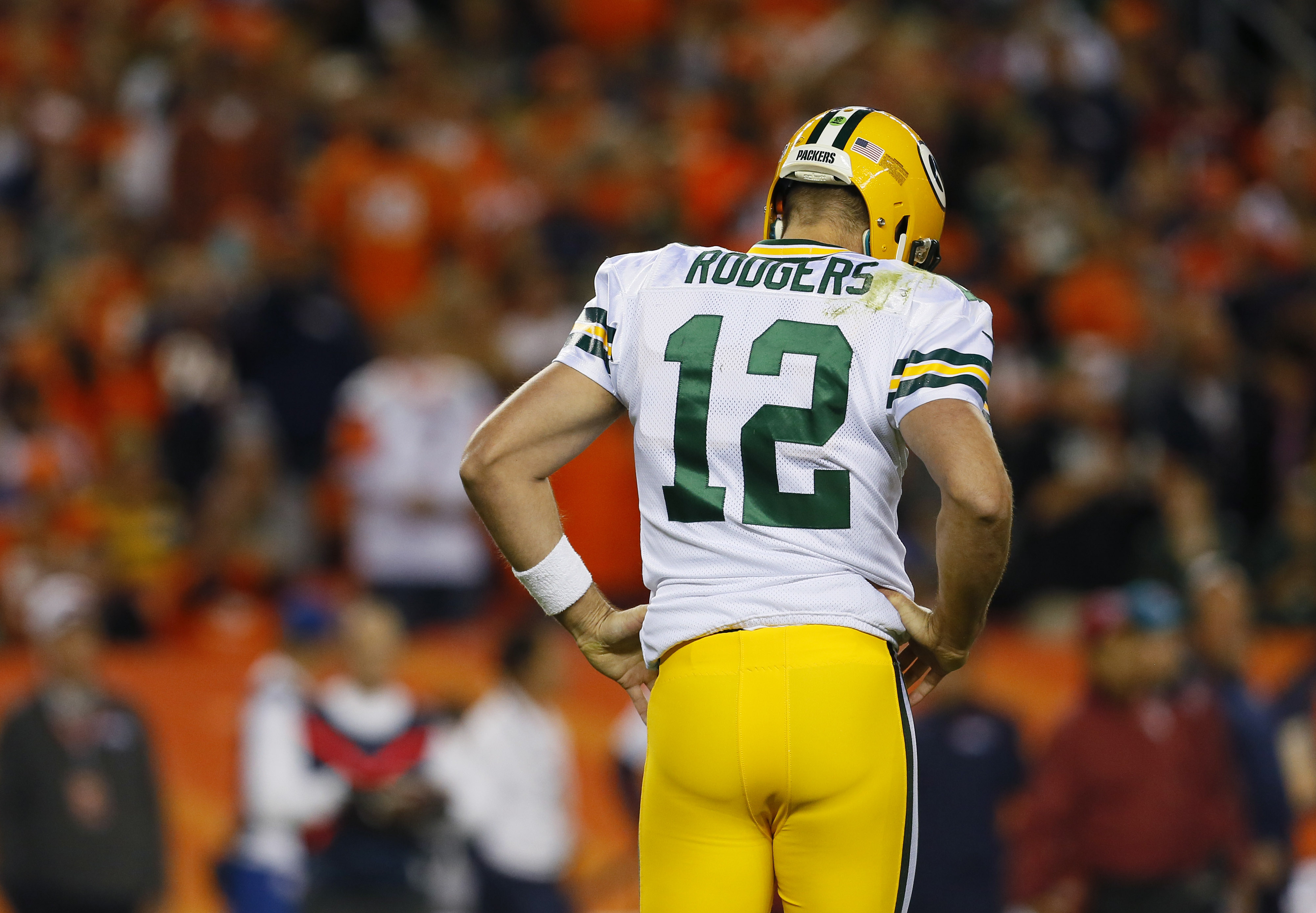 Aaron Rodgers 4k Ultra HD Wallpaper And Background Image